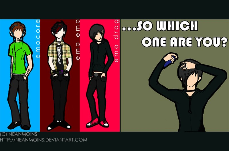 types-of-emo